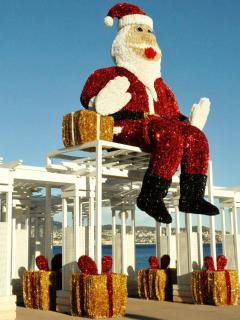 CHRISTMAS TIME IN NICE