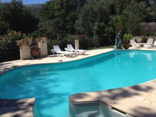 Appartement dans  villa ´´La Maison des Chênes ´´