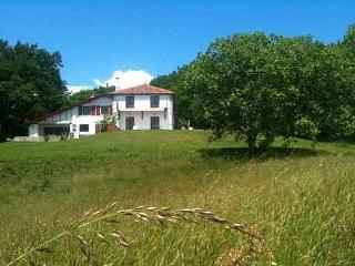 ESPELETENIA Grande ferme rénovée en pleine nature, Ciboure