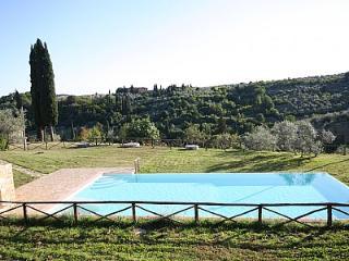 Galluzzo Villa Sleeps 2 with Pool and Air Con - 5228766