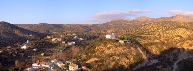Olive Grove View and Hamlet of El Reguelo
