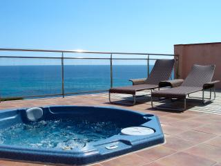 Penthouse,Sea view,, front beach - COSTA BRAVA