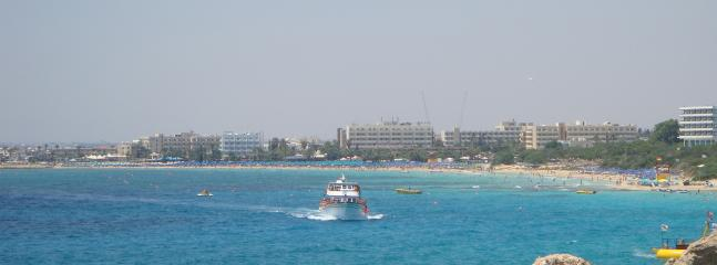 Take a boat trip from Agia Napa