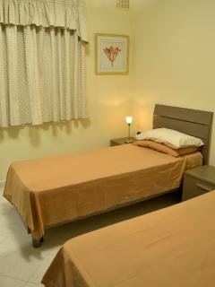 Bedroom - may be configured to double bed