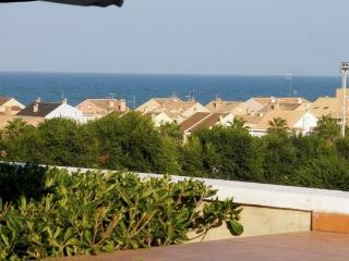 Beach penthouse with seaviews, El Perello
