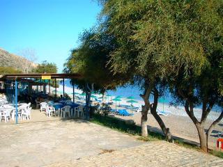 Pissouri beachside restaurant