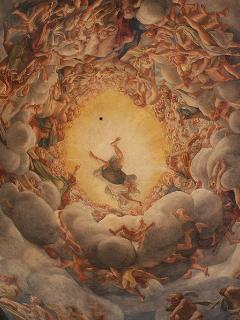 a 10 minuti dall'appartamento puoi visitatre una delle cupole dipinte dal Correggio