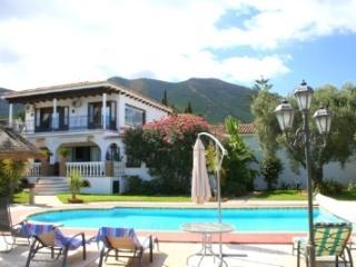 Alhaurin El Grande holiday villa rental, Alhaurin el Grande