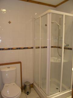 Shower Room Ashley Cottage