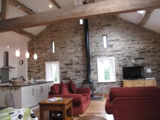 Crabtree Barn - a rural Pennine barn conversion, Ripponden