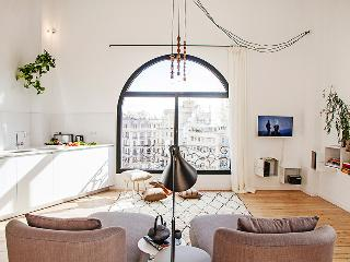 1 Bedroom Sky-high Penthouse, Barcelona