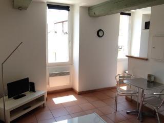 Joli studio tout équipé plein centre, WIFI inclut, Avignon