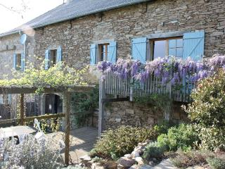 Front of Property. The converted Stone barn