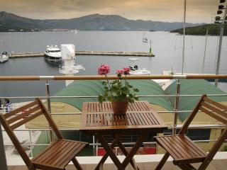 Room with the view, Korcula Town