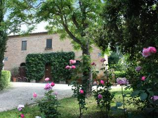 Villa near Siena with heated  pool,
