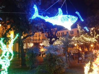 SOLE, MARE...e  LUCI D'ARTISTA, Salerno