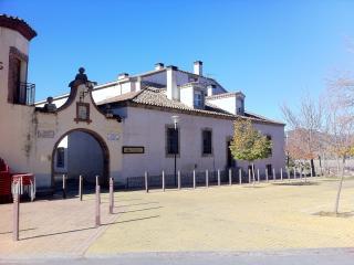 Casa de las Cruceras, pantano del Burguillo Reserva Natural Valle de Iruelas