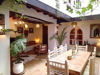 Patio, ground floor