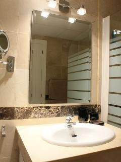 One of the 3 bathrooms.