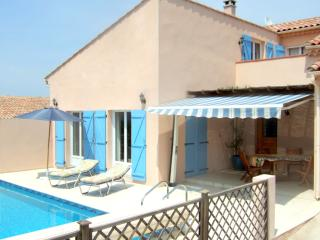 Pezenas Villa with Low Chlorine Private Pool