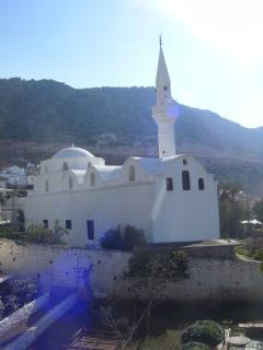 The mosque in Kalkan