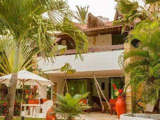 Beautiful House on the Beach of Porto de Galinhas