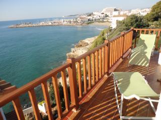 apartamento sobre el mar, Sitges