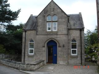 The MacCleod Church Hall, Nairn