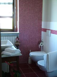 bagno camera AUTUNNO