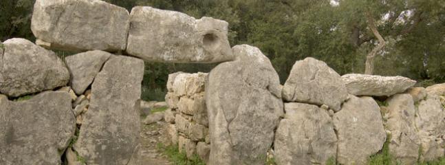 Artà prehistoric village: Ses Païsses