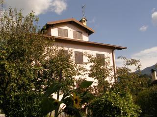 Villa Sebina, Castione della Presolana