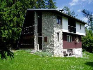 Chata Jurina, Tatranska Strba