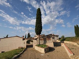 2 bedroom Villa in Grassina Ponte a Ema, Tuscany, Italy : ref 5228769