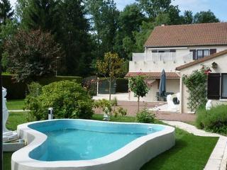 Gîte de Solaire 4* piscine, Loiret