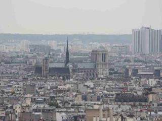 APT CENTRAL VUE SUR PARIS, Paris