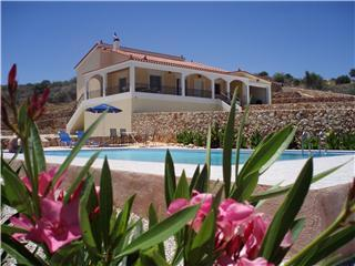Vamos Idyllic Villa Nathalia!, holiday rental in Vamos