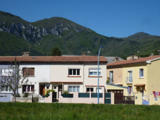 A pretty house on a quiet street, near the centre of Quillan