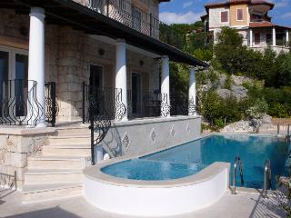 Villa Jasmine has a large private swimming pool with a babies paddle area.