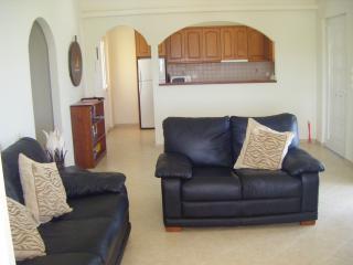 The comfortable lounge in Villa Nathalia