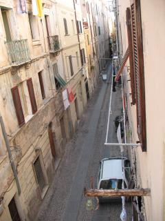via Maiorca old buildings