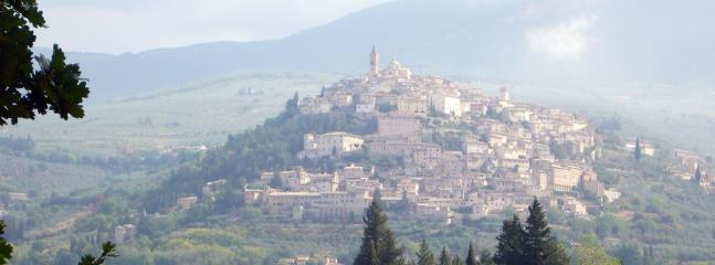 Umbria is peppered with lovely medieval hill towns to explore.