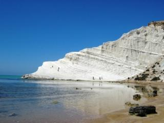 Scala dei Turchi, 40m to the sea! Italian&English, Realmonte