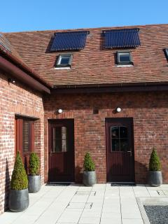 Holywood Hill Country Cottages - A homely, welcome entrance