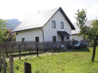 Bran villa in Transylvnia