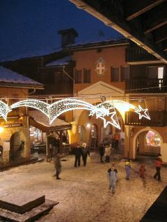 Village Lights