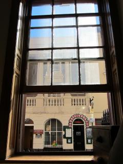 View of Electric palace cinema from sitting room