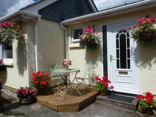 Driftwood apartment, quiet location, garden, parking, wifi, welcome hamper, Lostwithiel