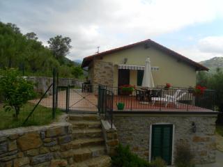 casa delle olive con piscina