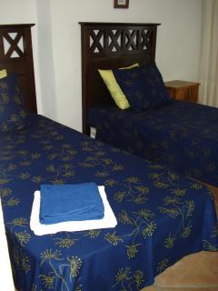 Twin room - Las Almendras