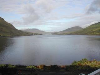 Killary Harbour  and the Fjiord from Stoneacre